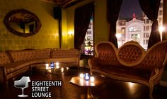 Converted Victorian mansion bar and lounge with super unique interior. Private rooms available. 1212 St N W Washington, DC 20036 Neighborhood: Dupont Circle Bar Lounge, Bern, Dupont Circle, Old Mansions, Best Dance, Private Room, House Party, Night Life, Interior And Exterior