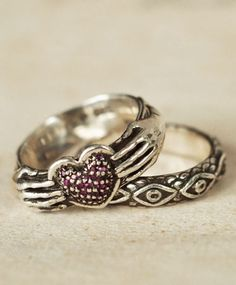 Pamela Love rings