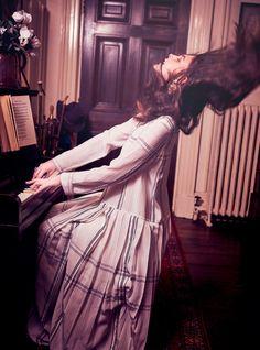 Harpers Bazaar UK April 2016 Vittoria Ceretti by Ellen Von Unwerth-12
