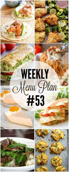 Skinny Chicken Parmesan - The Girl Who Ate Everything A menu to make soon. Weekly Menu Plan Chicken parmesan doesn't have to break the caloric bank. Get all the great flavor but lightened up in this dish. Meal Planning Board, Weekly Menu Planning, Family Meal Planning, Planning Budget, Family Meals, Group Meals, Family Recipes, Meal Prep Plans, Dinner Menu