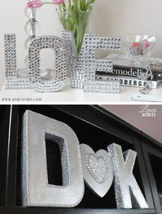 letras-decorativas-efecto-metal