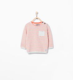 ZARA - KIDS - Striped sweater