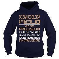 OCEAN ECOLOGY FIELD- we do