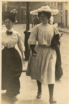 St Albans Road, South Kensington, London (11 June 1907)