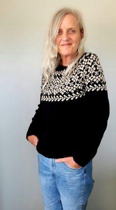 Ravelry: Birkin pattern by Caitlin Hunter Fair Isle Knitting, Free Knitting, Norwegian Knitting, Fair Isle Pattern, Knitting Designs, Birkin, Fair Isles, Knitwear, Knitting Patterns