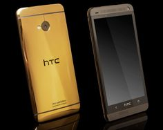 Gold Galaxy S4 sells out; gilded HTC One debuts