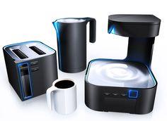 Toaster Design for Peel by HJC Design