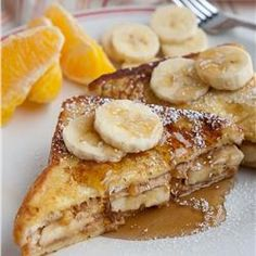 Peanut Butter Banana French Toast trying this right now! singsongdance Peanut Butter Banana French Toast trying this right now! Peanut Butter Banana French Toast trying this right now! Think Food, I Love Food, Good Food, Yummy Food, Breakfast And Brunch, Breakfast Recipes, Mexican Breakfast, Health Breakfast, Breakfast Bowls