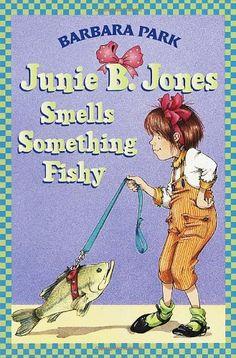 Junie B. Jones Smells Something Fishy (Junie B. Jones, No. 12) by Barbara Park