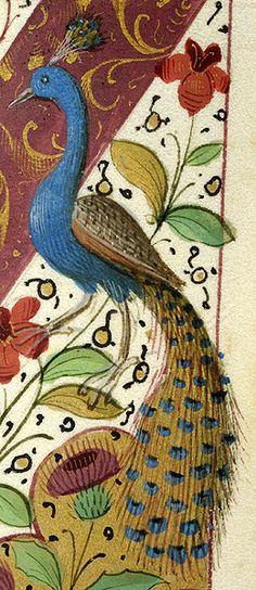 Breviary, MS M. 8 fol. 208r - Images from Medieval and Renaissance Manuscripts - The Morgan Library & Museum