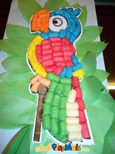 Vbs Crafts, Diy And Crafts, Crafts For Kids, Little Girls, Tropical, Activities, Bird, Education, Fun