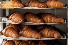#Croissants  #www.frenchriviera.com