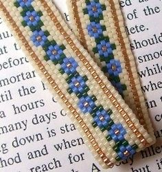 peyote bracelet patterns - Google Search