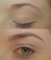 Résultats de recherche d'images pour «microblading brows»