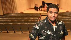 Chris Kenney '14, Hawley, Minn., won a prestigious scholarship to study opera. He also dreams of flying. #cordmn