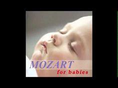 Mozart for babies 10 - sleep - soothing - relaxation - music - baby - bedtime -- lullaby- usually puts my little one to sleep. Calming Music, Relaxing Music, Baby Bedtime, Baby Music, Kindergarten Classroom, Classical Music, No Worries, Preschool, Sleep