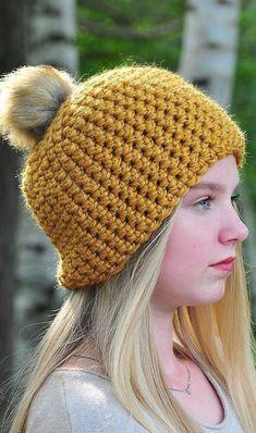 Belleza Patrones de sombrero de ganchillo gratis para principiantes e ideas  de imagen para 2019. Belleza Patrones de sombrero 0d722d3b08e