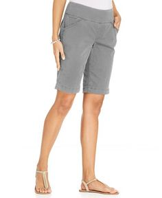 I think these might be exactly what I'm looking for. If I don't get something like this in my next Fix, I just may order these.-BS JAG Ainsley Bermuda Pull-On Shorts - Shorts - Women - Macy's