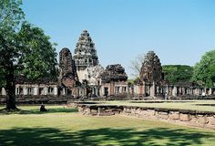 Phimai--been to the outside of the temple.  Never bothered paying to go in.  We could see all the creepiness we could stand from outside!