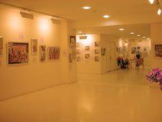 Pictures at an exhibition...Bir sergiden tablolar...Maslak Işık Galeri.Işık Üniversitesi Güzel Sanatlar Fakültesi.Maslak/Istanbul http://sokakkiziirma.com/en/aboutexhibition/whoisirma/irmasinvitation.html — Maslak'da.