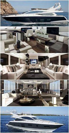 Yacht Design, Boat Design, Luxury Suv, Luxury Life, Luxury Vehicle, Speed Boats, Power Boats, Luxury Apartments, Luxury Homes