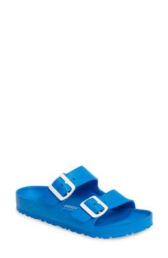 ef004411f287e7 Birkenstock Essentials - Arizona Slide Sandal (Women)
