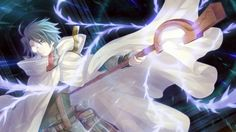 Log Horizon Shiroe Anime 1366x768