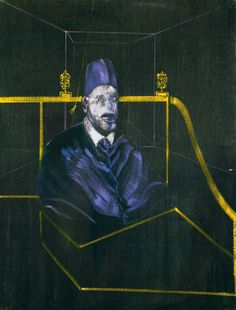 Study for Portrait VI, Francis Bacon