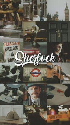 Image de bbc, sherlock, dr wartson and wallpaper Benedict Sherlock, Sherlock John, Sherlock Holmes Bbc, Sherlock Manga, Sherlock Holmes Quotes, Sherlock Meme, Sherlock Poster, Jim Moriarty, Sherlock Cumberbatch