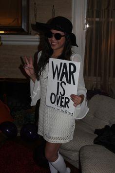My Yoko Ono Costume!
