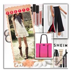 """""""Shein"""" by onur309 ❤ liked on Polyvore featuring Victoria Sport and Faliero Sarti"""