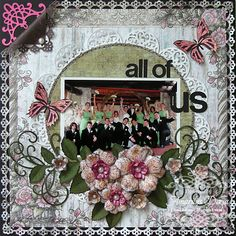 all of us {Heartfelt Creations DT} - Scrapbook.com