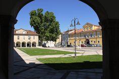 Opere di recupero e riqualificazione urbana - Piazza Sant' Antonio - Gorizia (GO)