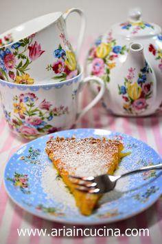 Blog di cucina di Aria: Torta Giardino di Margherite | aria in ...