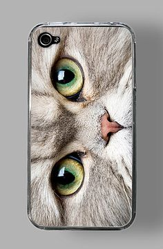 The Meow iPhone 4 Case by Zero Gravity
