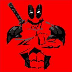 Deadpool Minimalist T-Shirt