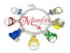 MY NEIGHBOR TOTORO Fandom Charm Bracelet