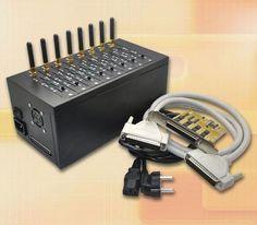 8 ports Q2603 64 port usb gsm modem pool rs232 ports
