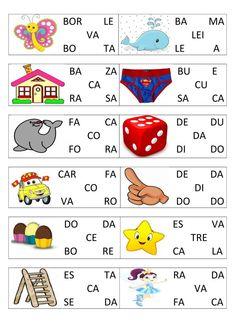 English Activities, Activities For Kids, Preschool Writing, Apraxia, Language Study, English Words, Family Games, Pre School, Professor