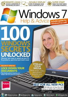 100 #Windows secrets unlocked.