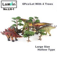 Night Light Noctilucent Dinosaur Figure Gift Toy for Children Kids Toy Pip