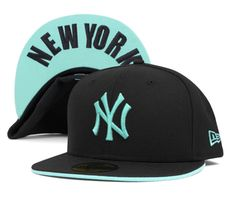 New York Yankees Undervisor New York Flip 59Fifty Fitted Baseball Cap by  NEW ERA x MLB 658abd2b990d