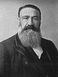 Petrus Jacobus Joubert........ (1834-1900) Commandant General of the South African Republic