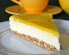 New Cheese Cake Recette Philadelphia Ideas Healthy Cheesecake, Lemon Cheesecake, Cheesecake Recipes, Cheesecake Cookies, Philadelphia Recipes, Cheesecake Philadelphia, Chess Cake, Healthy Cook Books, Healthy Food