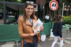 Sab's Connexions à Roland Garros