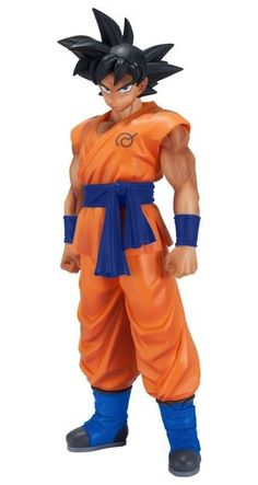 Release the Saiyan energy with this Goku statue! Get it today @ TrendingToyz.com #dragonballz