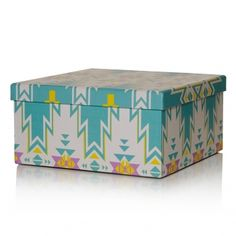 Tribal Geo Storage Boxes