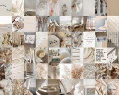 Cute Patterns Wallpaper, Aesthetic Pastel Wallpaper, Cute Wallpaper Backgrounds, Aesthetic Wallpapers, Cream Walls, Beige Walls, Aesthetic Room Decor, Aesthetic Collage, Cream Aesthetic