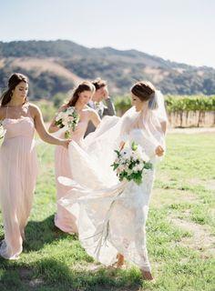 Wedding Inspiration | Al Fresco Wedding: Santa Ynez