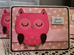 Create a critter Owl